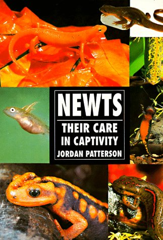 9780793802746: Newts Their Care in Captivity