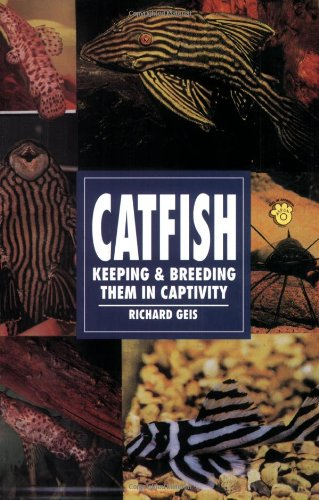 9780793803538: Catfish: Keeping & Breeding Them in Captivity