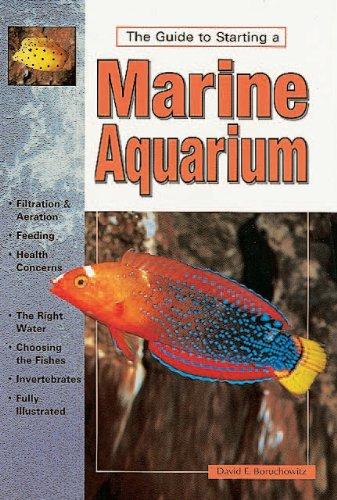 9780793803606: Starting Your Marine Aquarium