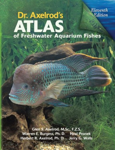 9780793806164: Dr. Axelrod's Atlas of Freshwater Aquarium Fishes