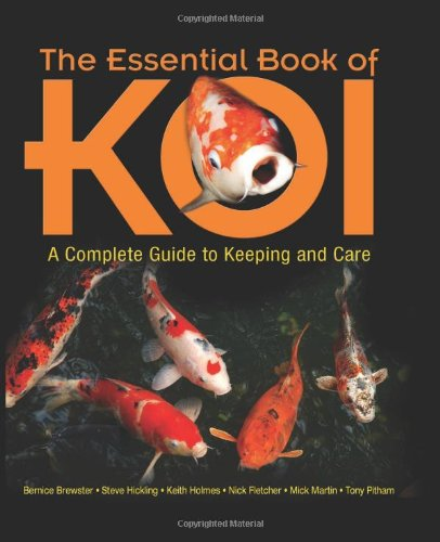 9780793806232: The Essential Book of Koi: A Complete Guide to Keeping and Care
