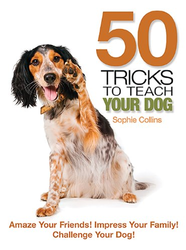 9780793806454: 50 Tricks to Teach Your Dog: Amaze Your Friend! Impress Your Family! Challenge Your Dog!