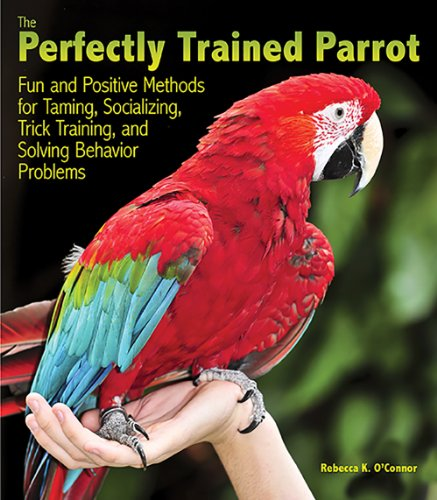 9780793807208: The Perfectly Trained Parrot