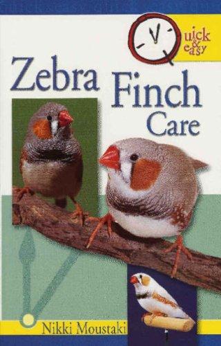 9780793810208: Zebra Finch Care