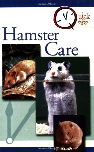 9780793810260: Hamster Care (Quick & Easy)