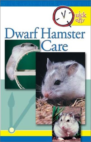 Quick and Easy Dwarf Hamster Care (Quick: Fox, Sue