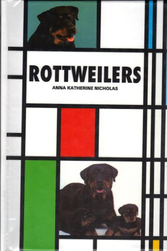 9780793810734: Rottweilers Kw Dog Breed Library