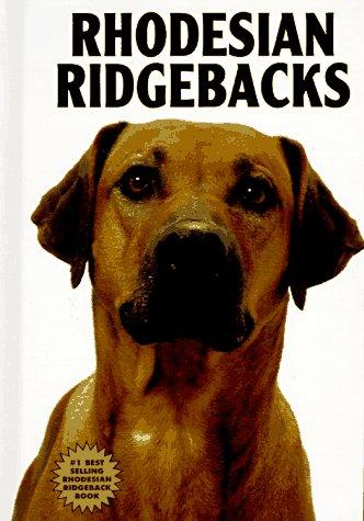 9780793811014: Rhodesian Ridgebacks
