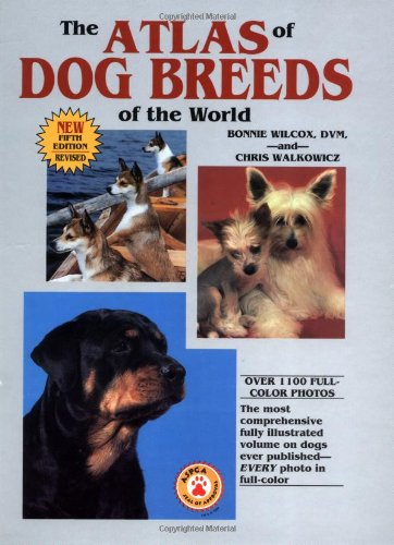 9780793812844: The Atlas of Dog Breeds of the World