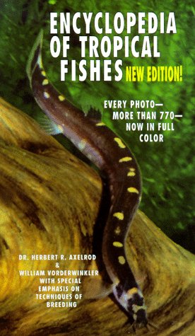 9780793812882: Encyclopedia of Tropical Fishes: With Special Emphasis on Techniques of Breeding