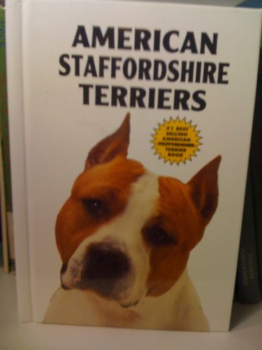 9780793813988: American Staffordshire Terriers