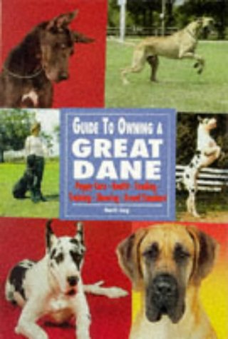 9780793818532: Guide to Owning a Great Dane (Re Dog)