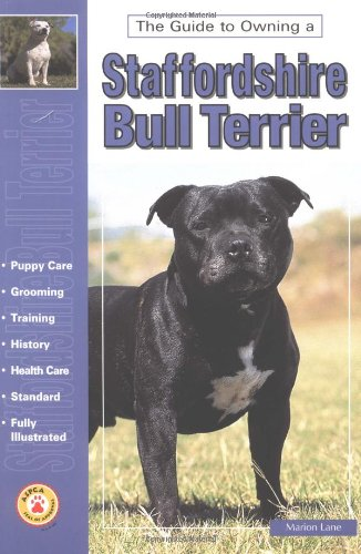 9780793818808: Guide to Owning a Staffordshire Bull Terrier
