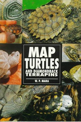 9780793820689: Map Turtles and Diamondback Terrapins (Herpetology Series)