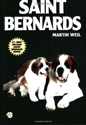9780793823246: Saint Bernards (Kw Series)