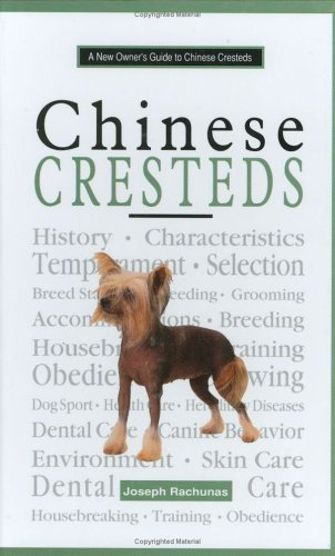 9780793827732: A New Owners Guide to Chinese Cresteds