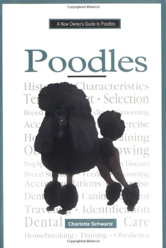 9780793827787: A New Owner's Guide to Poodles