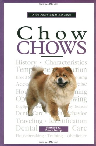9780793827800: New Owners Guide to Chow Chows