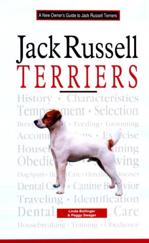 9780793827992: A New Owner's Guide to Jack Russell Terriers