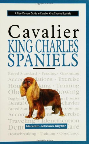9780793828043: A New Owner's Guide to Cavalier King Charles Spaniels