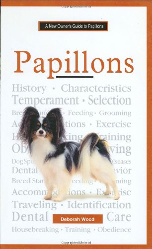 9780793828197: The New Owner's Guide to Papillons