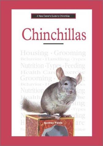 9780793828432: A New Owner's Guide to Chinchillas
