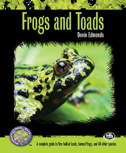 9780793828623: Frogs and Toads (Complete Herp Care)