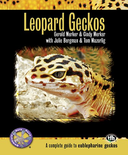 9780793828838: Leopard Geckos: A Complete Guide to Eublepharine Geckos (Complete Herp Care)