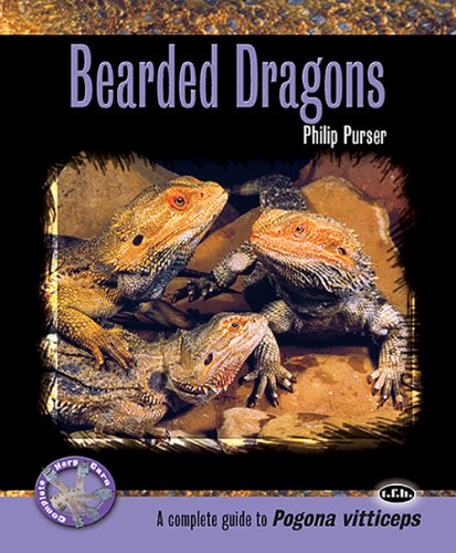 9780793828876: Bearded Dragons: A Complete Guide to Pogona Vitticeps (Complete Herp Care)