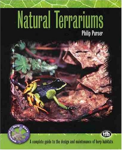 9780793828913: Natural Terrariums (Complete Herp Care)