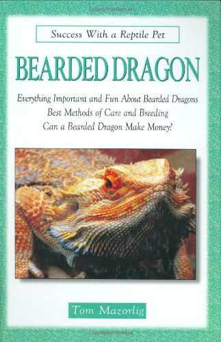 9780793830206: Bearded Dragon (Success with a Reptile Pet)