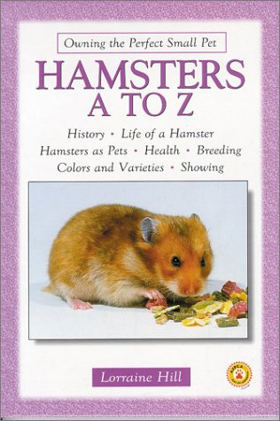 9780793831128: Hamsters A to Z