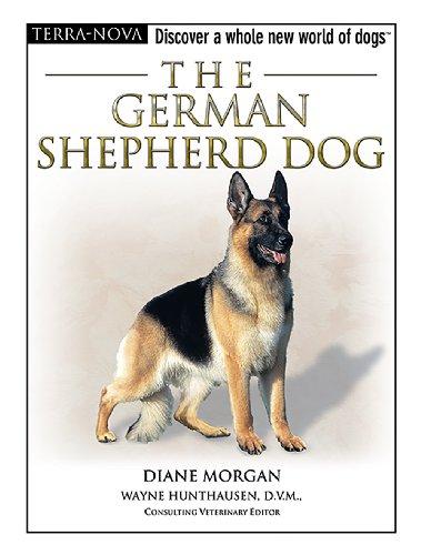 The German Shepherd Dog (Terra Nova Series) (Hardcover): Diane Morgan
