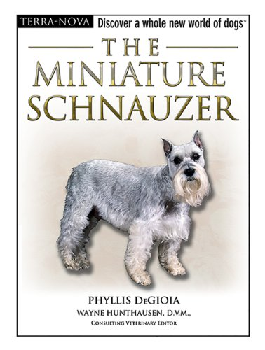 9780793836451: The Miniature Schnauzer (Terra Nova Series)