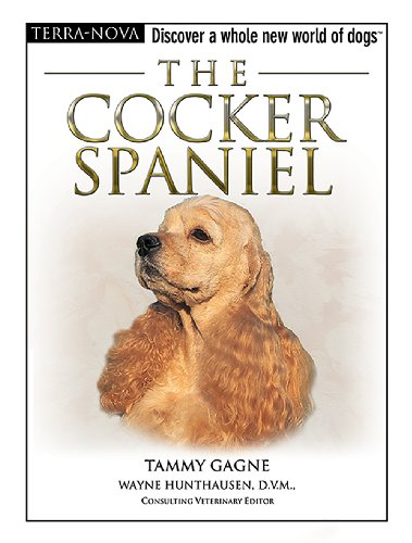9780793836482: The Cocker Spaniel (Terra-Nova)
