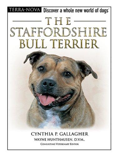 9780793836826: The Staffordshire Bull Terrier (Terra-Nova Series)