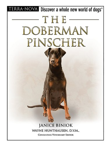 9780793836888: The Doberman Pinscher (Book & DVD)