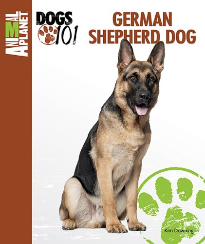 9780793837175: German Shepherd Dog (Animal Planet Dogs 101)