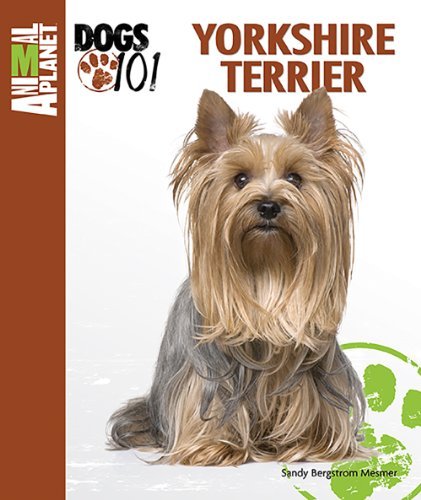 9780793837205: Yorkshire Terrier (Animal Planet Dogs 101)