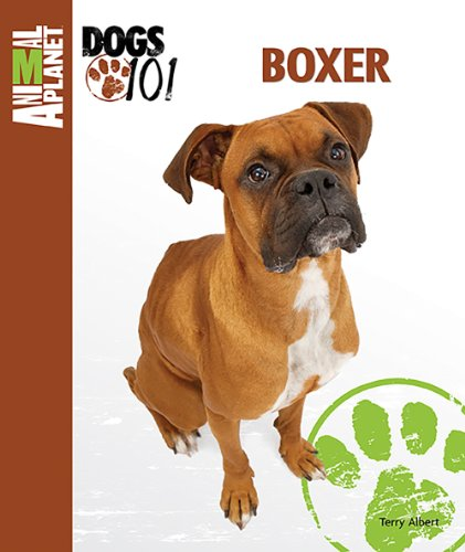 9780793837236: Boxer (Animal Planet Dogs 101)
