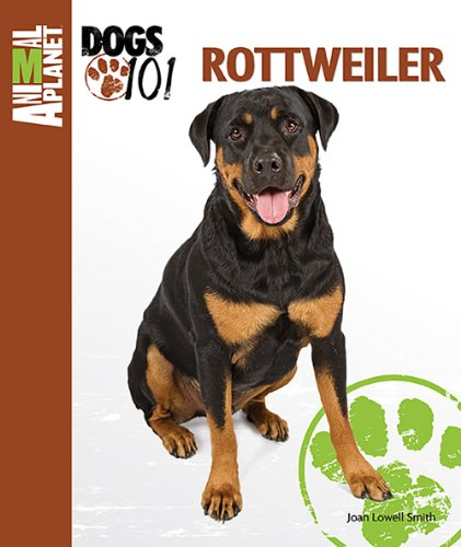 9780793837298: Rottweiler (Animal Planet Dogs 101)