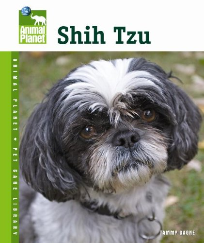 9780793837519: Shih Tzu (Animal Planet Pet Care Library)