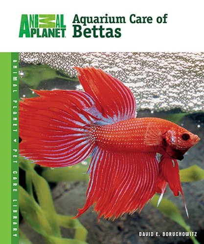 9780793837632: Aquarium Care of Bettas (Animal Planet Pet Care Library)