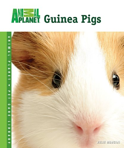 9780793837694: Guinea Pigs (Animal Planet Pet Care Library)