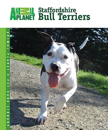 9780793837762: Staffordshire Bull Terriers (Animal Planet Pet Care Library)