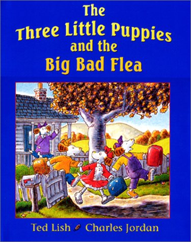 9780794000011: The Three Little Puppies and the Big Bad Flea