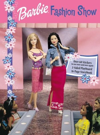 9780794401108: Fashion Show (Barbie Sticker Books)