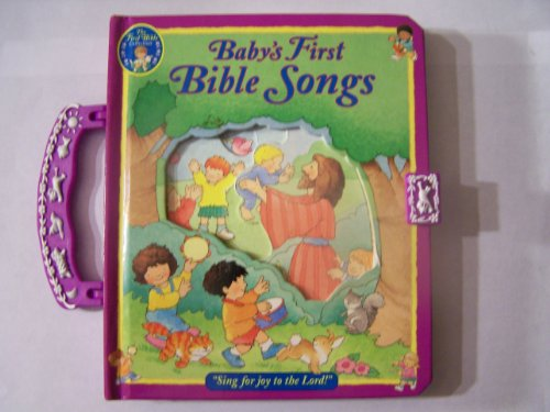 9780794401290: Baby's First Bible Songs (The First Bible Collection)