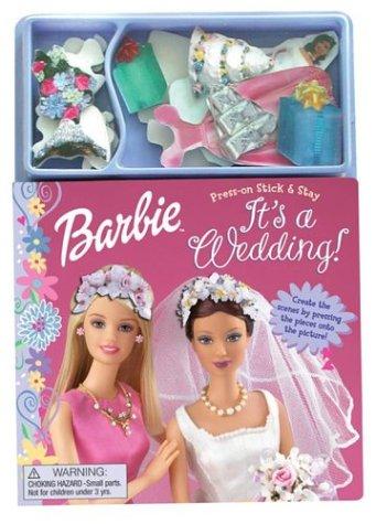 9780794402570: Barbie It's A Wedding