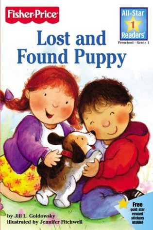 9780794403836: Lost and Found Puppy (Fisher- Price All-Star Readers)